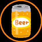 ご当地缶ビール